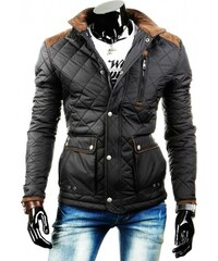 Pánská bunda Xiero černá - černá