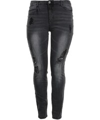 Junarose JRFIVE Jeans Slim Fit medium grey denim