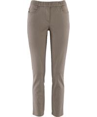 bpc selection Pantalon extensible 7/8 marron femme - bonprix