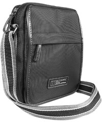 Pánská taška na doklady Enrico Benetti Skylar - černá
