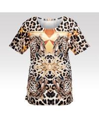 Wayfarer dámské tričko Leopard star