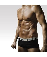 Ombre Clothing Boxerky černé M