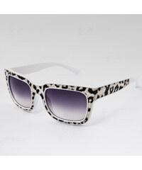 VeyRey Sluneční brýle Gepard bílé 3478