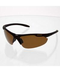 VeyRey sluneční sportovní brýle Race hnědé