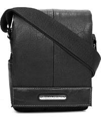 Pánská taška na doklady Enrico Benetti Ryan - černá