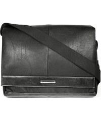 Pánská taška přes rameno Enrico Benetti Vance - černá