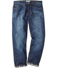 John Baner JEANSWEAR Termo džíny Regular Fit Straight bonprix
