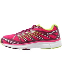 Salomon XTOUR 2 Laufschuh Neutral hot pink/mystic purple/granny green