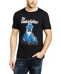 SESAME STREET Herren, T-Shirt, 36.The Cookie Father