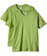 GILDAN Herren T-Shirt - 64000 Crew Neck Men, 2er Pack, Einfarbig