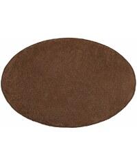 Teppich, Rund, Hanse Home, »Shashi«, einfarbig, Kurzflor, getuftet