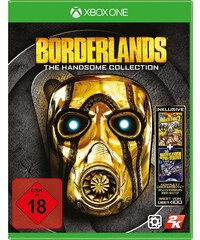 2KGAMES Borderlands: The Handsome Collection Xbox One