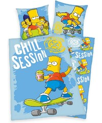 Bettwäsche, The Simpsons, »Chill Session«, Bart Simpsons