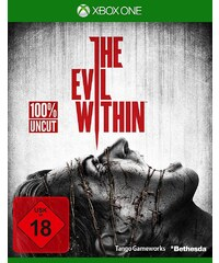 BETHESDA The Evil Within (100% uncut) Xbox One