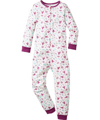 bpc bonprix collection Combipyjama, T. 92/98-152/158 blanc enfant - bonprix