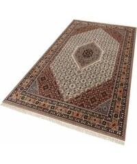 Orient-Teppich Parwis Mohammadi Bidjar 139 000 Knoten/m² handgeknüpft Wolle Unikat PARWIS natur 10 (B/L: 90x160 cm),2 (B/L: 70x140 cm),3 (B/L: 120x180 cm),4 (B/L: 170x240 cm),6 (B/L: 200x300 cm),9 (B/