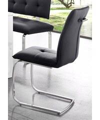 Steinhoff Stühle (2 oder 4 Stück) STEINHOFF schwarz