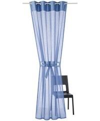 Gardine Willow (1 Stück) MY HOME blau 1 (H/B: 145/140 cm),2 (H/B: 175/140 cm),3 (H/B: 225/140 cm),4 (H/B: 245/140 cm)