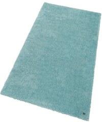 Tom Tailor Hochflor-Läufer Soft Höhe 30 mm handgearbeitet blau 11 (B/L: 85x155 cm)