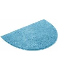 Badematte Halbrund Maren halbrund 50x70cm HOME AFFAIRE COLLECTION blau 8 (halbrund 50x70 cm)