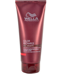 Wella Color Recharge Cool Brunette Conditioner 200ml Kondicionér na barvené, poškozené vlasy W Pro oživení barvy