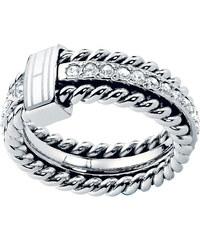 Tommy Hilfiger Nádherný prsten s krystaly TH2700582
