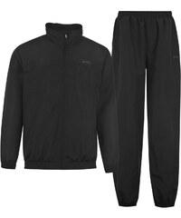 Sportovní souprava Slazenger Woven Suit pán. černá
