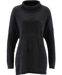 bpc selection Pullover in grau für Damen von bonprix