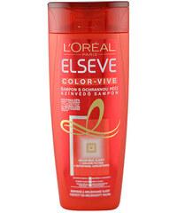 L´Oréal Paris Elseve Color Vive Shampoo 400ml Šampon na poškozené, barvené vlasy W Pro barvené a melírované vlasy