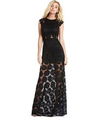 Guess by Marciano Šaty Guess Maggie Lace Maxi Dress