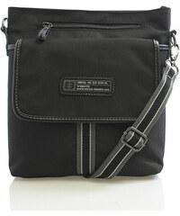 Černá taška přes rameno Enrico Benetti 4474 černá
