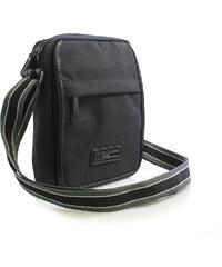 Černá taška na doklady Enrico Benetti 4469 černá