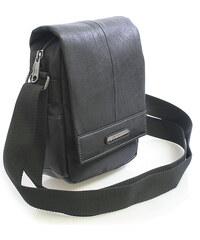 Černá taška na doklady Enrico Benetti 4485 černá