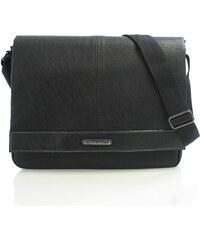Černá taška přes rameno Enrico Benetti 4483 černá
