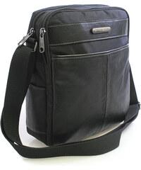 Černá taška na doklady Enrico Benetti 4484 černá