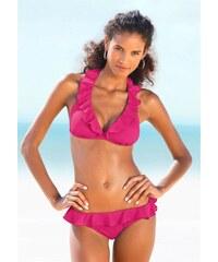 Značkové trianglové plavky Jette Joop levně 34 pink A/B