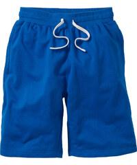 RAINBOW Bermuda sweat bleu homme - bonprix