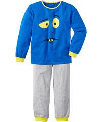 bpc bonprix collection Pyjama (2-tlg.) in blau für Jungen von bonprix