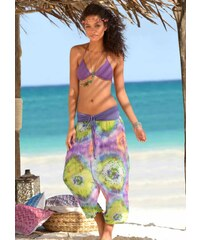 Plážové kalhoty, kalhoty na pláž BUFFALO 32/34 pestrá, podle obrázku