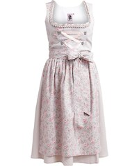 German Princess Dirndl beige rosa