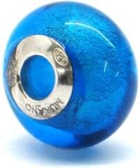 Vinutá perla Dora - benátské sklo - Murano - fo254