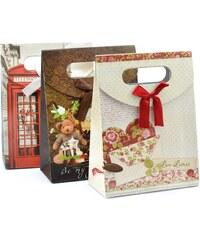 JewelsHall Papírová dárková taštička 12,5x16,5