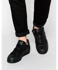 adidas Originals - Superstar AF5666 - Baskets - Noir