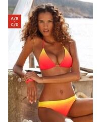 KANGAROOS® Triangel-Bikini orange 34,36,38
