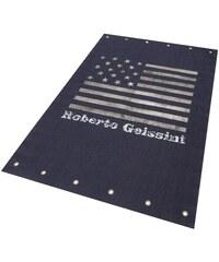 ROBERTO GEISSINI Teppich Roberto Geissini Denim Star blau 3 (B/L: 120x170 cm),4 (B/L: 160x230 cm)