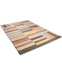 Teppich Patch handgearbeitet Wolle Tom Tailor bunt 2 (B/L: 65x135 cm),3 (B/L: 140x200 cm),4 (B/L: 160x230 cm)