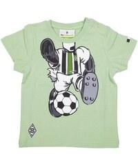T-Shirt Borussia Mönchengladbach T-Shirt Jünter Kappa grün 68/74,92/98