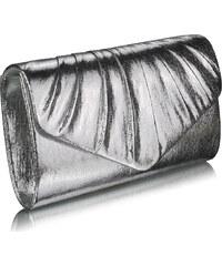 L&S Fashion (Anglie) Psaníčko LSE0068 stříbrné