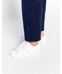Adidas Originals - Superstar Foundation - Baskets - Blanc - Blanc