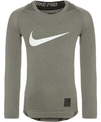 Nike Performance PRO DRY Unterhemd / Shirt carbon heather/black/white